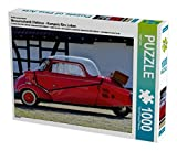 Ein Motiv aus dem Kalender Messerschmitt Oldtimer - Kumpels fürs Leben 1000 Teile Puzzle quer (CALVENDO Mobilitaet)