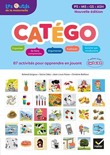 CATEGO Maternelle - Ed.2018 - Guide pédagogique