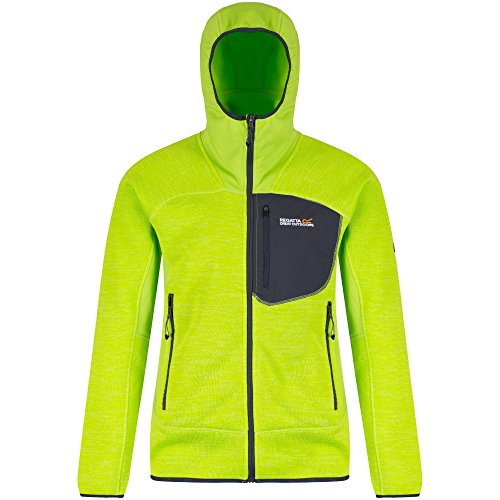 Regatta Cartersville III Vlies Jacke - AW17 Lime Green