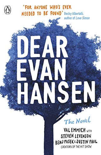 Price comparison product image Dear Evan Hansen