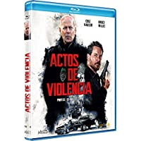 Acts Of Violence Actos de violencia Blu ray Bruce Willis (Sprache Kein Deutsch) (Kein Deutsch Untertitel) (Englisch Tonspur) EU Import