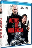 Actos de violencia [Blu-ray]