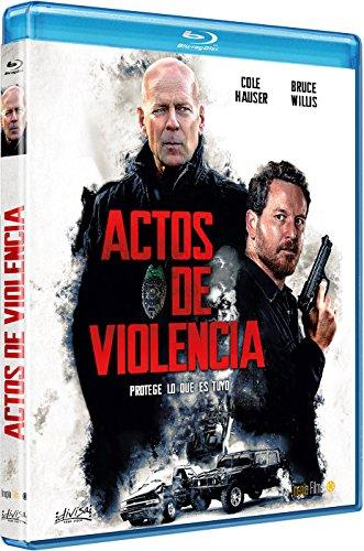 Actos de violencia [Blu-ray] 51yY5aj2WcL