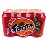 Fanta Exotic 6x330ml