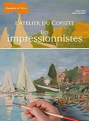 L'atelier du copiste - Les impressionnistes