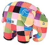 (New) Elmer Soft Toy