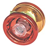 Homeshopeez Professional YoYo Blazing Speed Diecast Metal with Roller Bearing Axle for Kids (Silver, Mtltch-slvr)