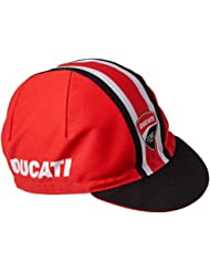 Santini Replica RE 460 COT DUCAT- Santini Ducati Cotton Race Cap Red UNI