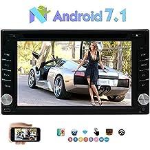 """Eincar pi¨´ nuovi Android 7.1 Octa-core autoradio 2 DIN 6,2"""" Touch Screen Car DVD CD capo dell'Unit¨¤ di supporto di navigazione GPS Bluetooth incorporato SWC specchio link FM / AM RDS ricevitore DAB + OBD2 1080P Video Cam-in"""