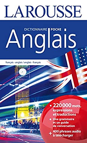 Francais Anglais - Dictionnaire Larousse poche