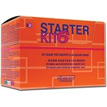 equo Sea starter kit 6scatola con 6bottiglia in alluminio, 80ml