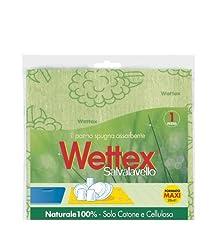 Idea Regalo - Wettex 102153 Panno Salvalavello, Massima assorbenza, Maxi formato