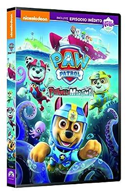 Paw Patrol 16: Patrulla Marítima [DVD] de Paramount Pictures