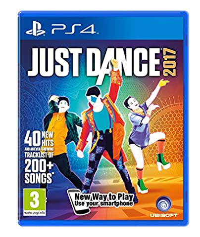 PS4 Spiel Just Dance 2017 NEU&OVP UK Import auf deutsch