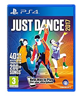 Just Dance 2017 (PS4) (B01IBJ3N8C) | Amazon price tracker / tracking, Amazon price history charts, Amazon price watches, Amazon price drop alerts