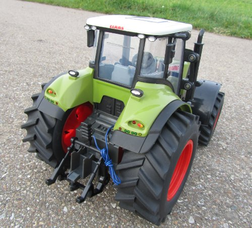 RC Traktor CLAAS Axion - 4