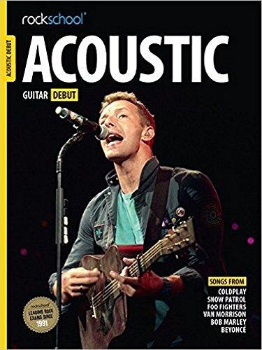 Acoustic Guitar Debut (Rockschool Acoustic Guitar) por Rockschool