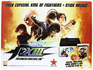 King Of Fighters XIII Collector's Edition Pack + V3 Stick Hori