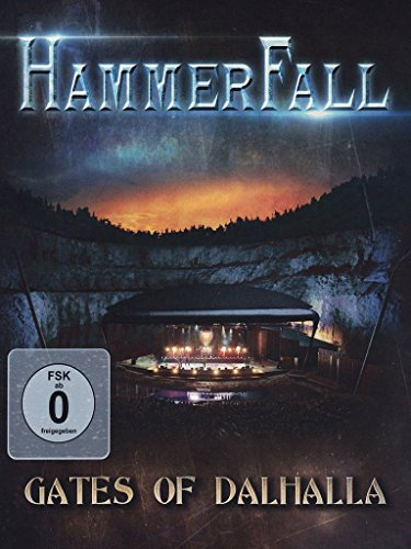 Hammerfall - Gates of Dalhalla (+ 2 Audio-CDs) [Limited Edition] [3 DVDs]