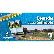 Deutsche Siel-Route (Bikeline Radtourenbücher)