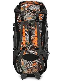 Impulse Waterproof Travelling Trekking Hiking Camping Bag Backpack Series 76.2 cms Orange Thames P Rucksack