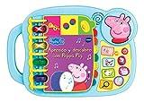 VTech Libro de Aprendo y descubro con Peppa Pig