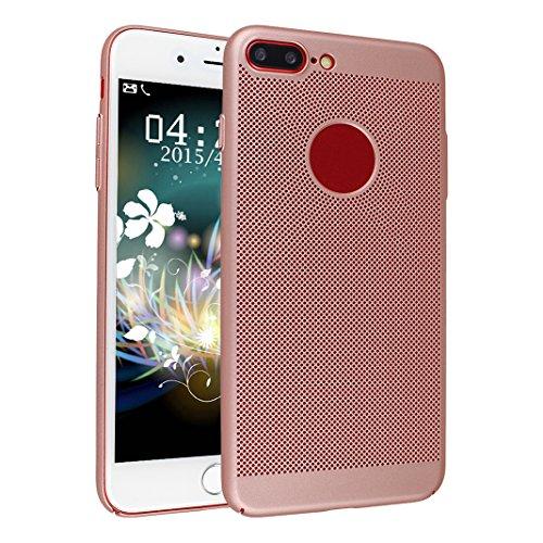 Asnlove Cover pour Apple iPhone 7 Plus, Solide Plastique PC Housse Motif De Transparent Unique Coque Ultra Mince Ultra Léger Nouveauté Étui Anti Scratch Shell pour Apple iPhone 7 Plus