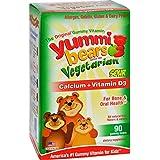 Hero Nutritionals - Yummi Bears Calcium plus Vitamine D3 90 Gummies