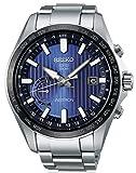 Seiko Uhr Astron Solar Weltzeit SSE159J1 Männer Blau