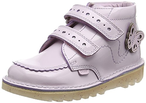 KickersKick Hi F - Stivaletti da ragazza' , Viola (Purple (Light Purple)), 30 EU
