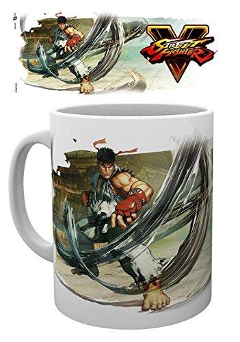 GB Eye, Street Fighter 5, RYU, Tasse,