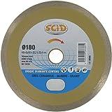 Disque grés céram SCID - Diamètre 180 mm