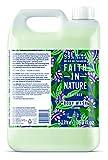 Faith In Nature - Gel de ducha para árbol de té y baño de espuma, 5 litros