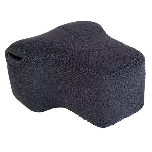 OP/TECH D Series Schutzhülle für Kamera (weich, mittelgroß) Schwarz