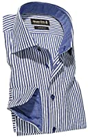 Jacques Britt Herren Regular Fit Businesshemd ROGER 134100