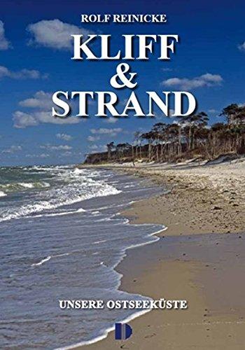 Kliff und Strand