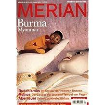 MERIAN Burma (MERIAN Hefte)