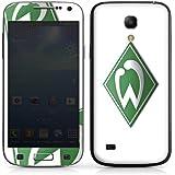 Samsung Galaxy S4 mini Case Skin Sticker aus Vinyl-Folie Aufkleber Werder Bremen Fanartikel fußball