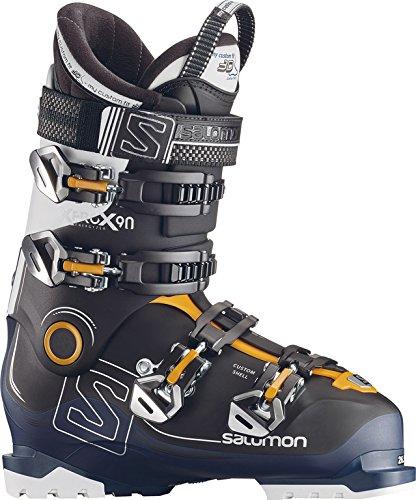 Salomon Chaussure de Ski Homme X Pro X90 CS, Noir/Bleu/Blanc, 28.5