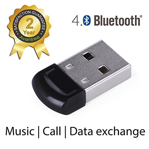 Avantree DG40S Bluetooth USB Dongle Adapter