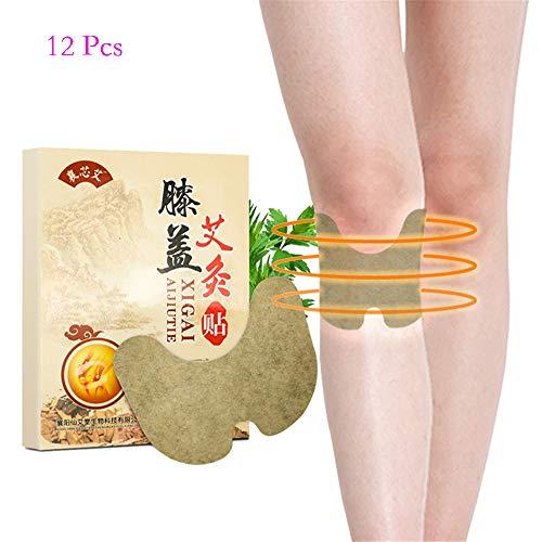 Lymphatisches Detox Healing Patch, Detox Fußflicken, für Damen und Herren, Nacken, Schulter, Taille, Bein fördert die Durchblutung, Schmerzlinderung