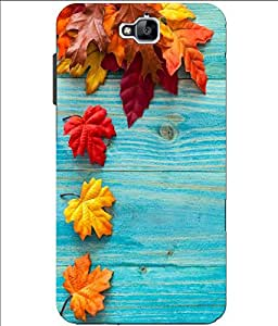 Huawei Honor Holly 2 Plus Back Cover For Huawei Honor Holly 2 Plus (Goon Shopping)