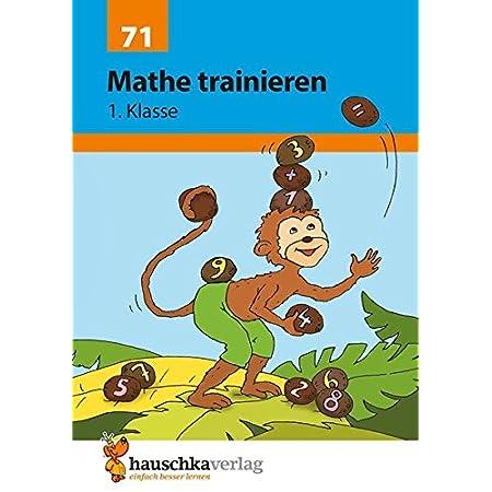 Mathe trainieren 1. Klasse, A5- Heft