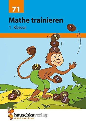 Mathe trainieren 1. Klasse