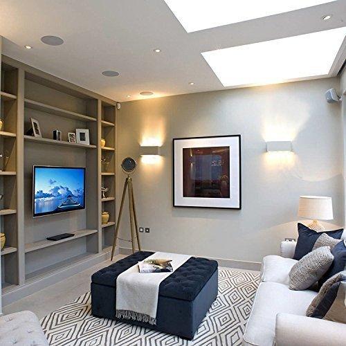 Glighone 7W LED Wandleuchte Moderne Innen Led Wand Hoch Und Runter Licht Wandleuchter Fr Schlafzimmer