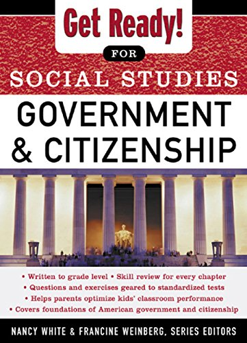 Get Ready! for Social Studies : Civics Government and Citizenship (Get Ready for Social Studies)