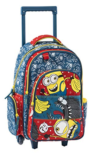 Despicable Me Minions Cartable, 44 cm, Multicolore