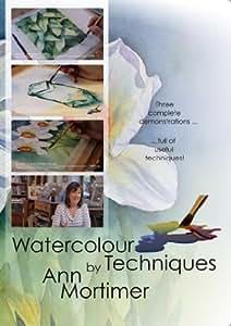 Watercolour Techniques by Ann Mortimer (DVD)