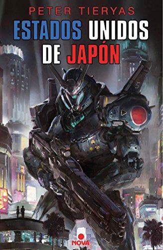 Estados Unidos de Japón (Nova) por Peter Tieryas