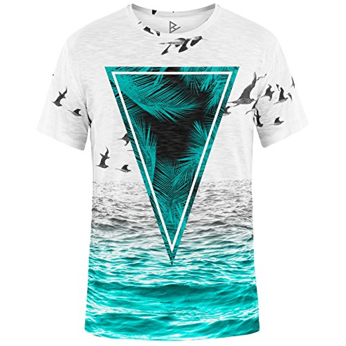 Blowhammer Men's T-Shirt - Sea Noise Tee